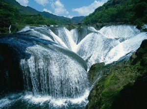 Perl Waterfall China