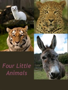 Four Little Animals